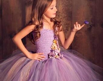15% off Memorial Day Sale Wisteria Wonders Tutu Dress
