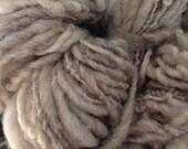 Bulky Hand Spun Thick and Thin Yarn