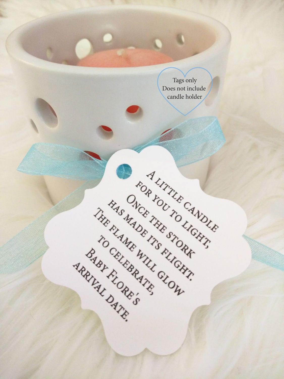Baby Shower Keepsake Box