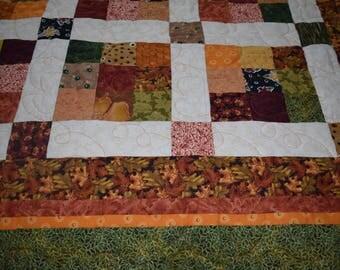 Autumn Pallet Quilt