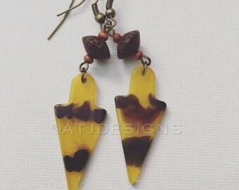 Safari Arrow Earrings