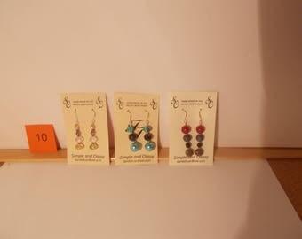 Custom Handcrafted Earrings