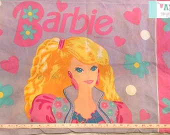Barbie Pillowcase