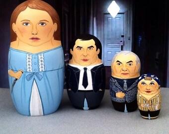 Rosemary's Baby Matryoshka Dolls