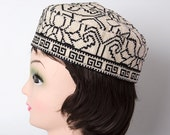 FOR Sale Uzbekistan hat, suzani hat, gift, Ethnic hat, bohemian hat boho chic, hat, cap, women, skullcap, belly dance, kilim hat, embroidery