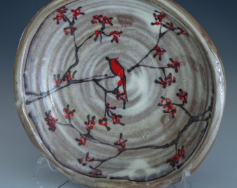 Plate Tapas Plate Cherry Blossom