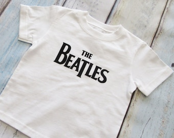 Beatles Shirt Beatles Kids Shirt Kids Shirt The Beatles Shirt The Beatles Ready To Ship Size Size 2T