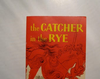 VINTAGE Catcher in the Rye 1991