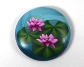 Water Lily Cabochon