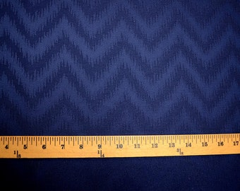 Peaks Solid Navy Waverly Fabric
