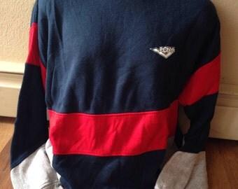 Vintage 1980s Pony sweatshirt mens size XL