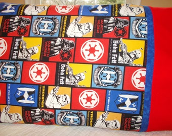 Full Size Star Wars pillow case