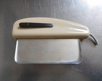 Vintage Presser Garment Presser Pressmaster Presser Iron Pants Presser