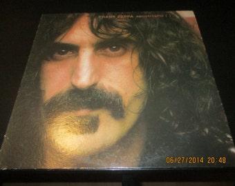 Frank Zappa NM- vinyl - Apostrophe - Original -Lp in  VG++ Condition.