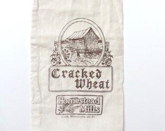 Vintage flour sack | Etsy