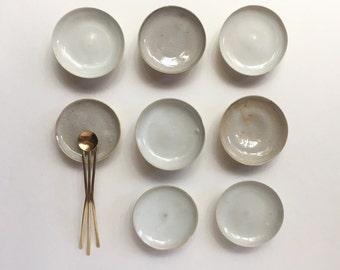 Porcelain Salt Dish