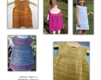 The Dress Collection PDF pattern Ebook 10