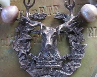 A Crowned Stag