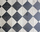 magnetic Photography Backdrop Floordrop black and white tiles 1