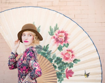 The Joyce, Whiskey: classic woman's hat for the feminine beauty