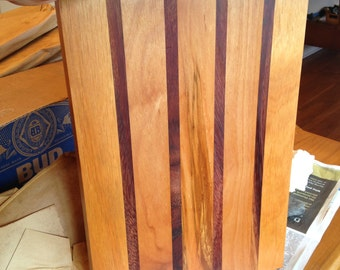 NOS Don Shoemaker cutting board from Mexico