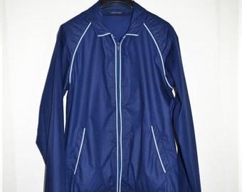 ON SALE Vintage WINSTON Paris Circa 1970's Sports Leisure Jacket 48 M-Medium Made in France