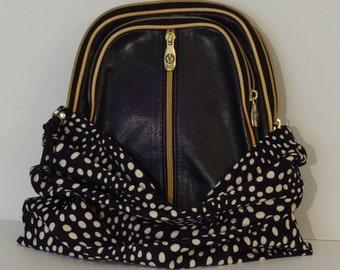 Black Dotty Small BagBag