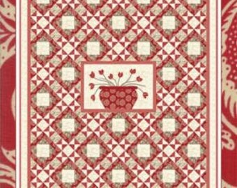 Montmartre - Quilt Pattern from Coach House Designs