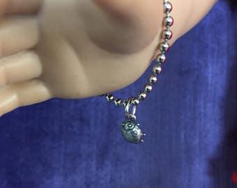 Ladybug Doll Bracelet