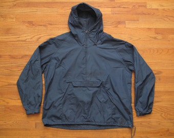 vintage Woolrich packable anorak
