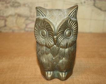 Brass Owl - item #2279