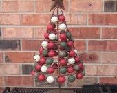 Vintage Jingle Bell Christmas Tree 80 Vintage Bells Little Rusty