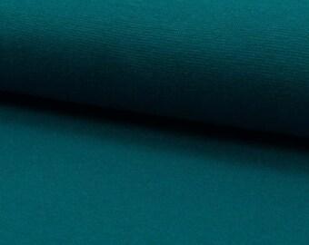 Petrol Ribbing, Cuff and waistband material