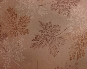 """DESTASH One yard Westex W-04120-D by Fabric Studio printed in Japan 100% Quilting Cotton 44"""" wide"""