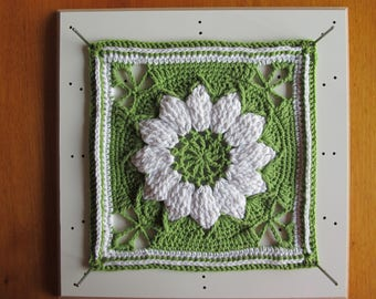 Crochet Blocking Board with Extra 8 x 200mm Pins