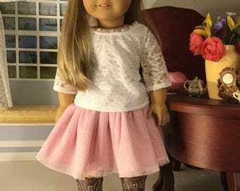 Replica American girl Tenney outfit
