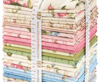 Le Jardin Parisien - Fat Quarter Bundle - by Studio RK for Robert Kaufman Fabrics - 28 FQs