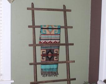 Old Wood Ladder Etsy