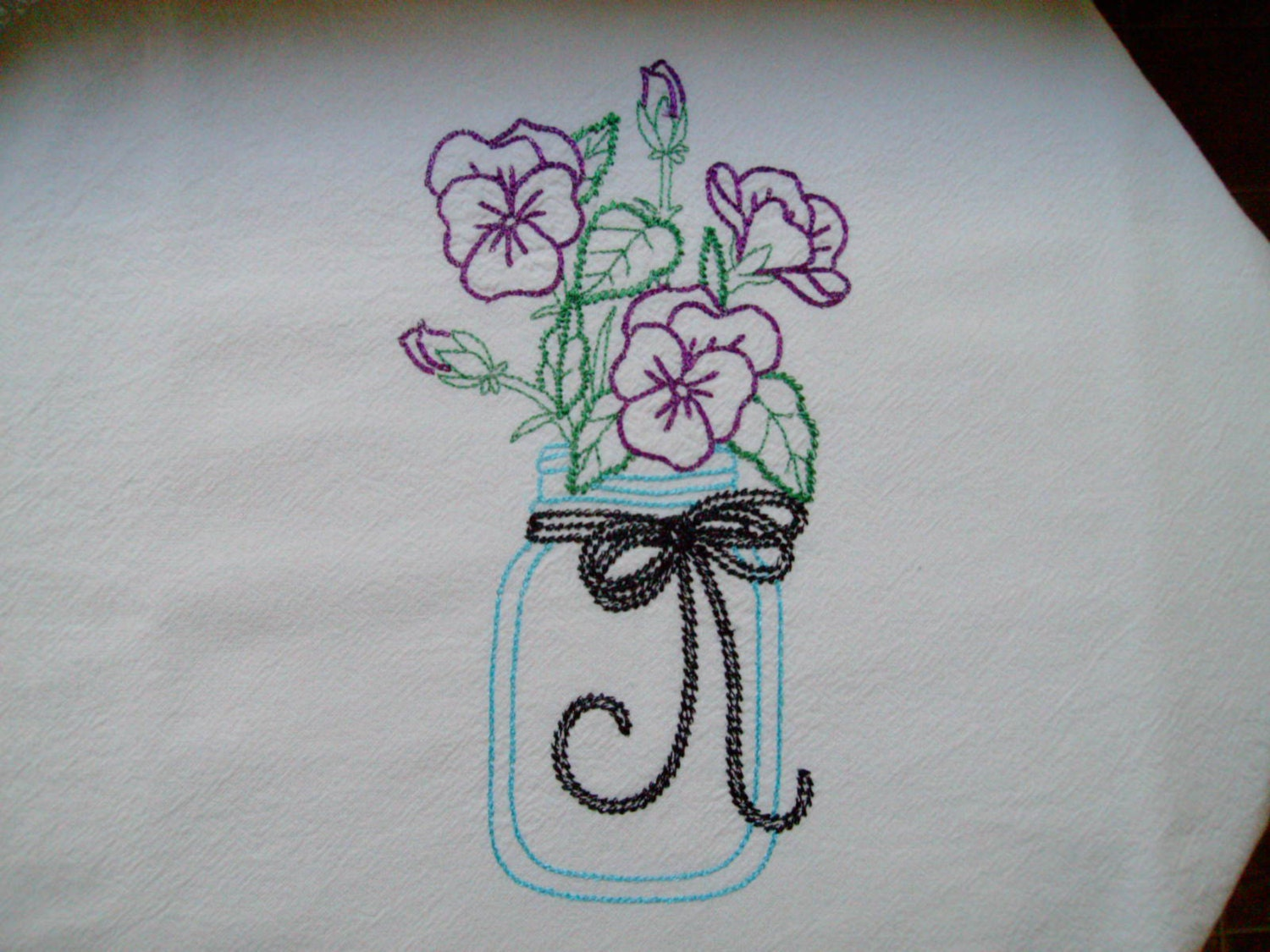 machine embroidery designs for kitchen towels flour sack dish towel kitchen towel machine embroidered 9717