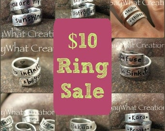 RING SALE
