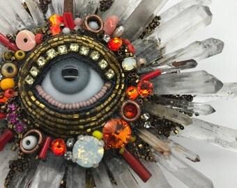 Wall Eye (Hanging)