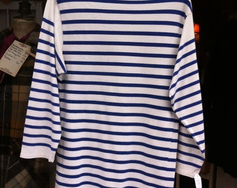 1960 French Navy Stripped Shirt