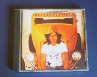 The Best Of George Harrison CD Parlophone 1976
