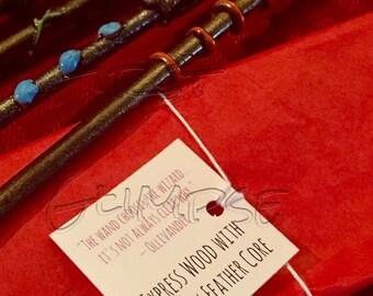 Handmade Ollivander Wand, Harry Potter Wand, Wand