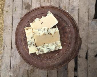 Lavender- Grass Fed Goats Milk Soap