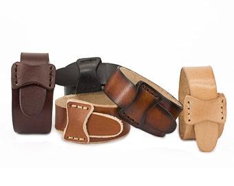 Leather Cuff Bracelet, Leather Jewelry, Wristband - FREE SHIPPING