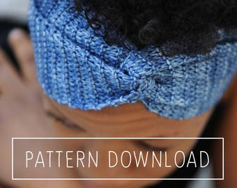 PATTERNS: Boho Headwrap,Mother Daughter,Yoga Gift,Baby Gift,Wide Yoga Headband,Hipster,Baby Clothes,Knit,Headwrap,Boho,Headband,Yoga,Topknot