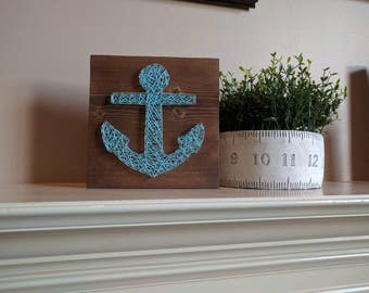Made to order anchor string art