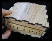 Braille Box - Escape Room Puzzle