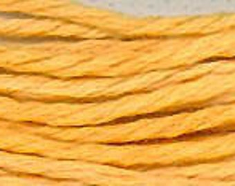 BUTTERCUP Belle Soie  Silk : Classic Colorworks hand-dyed embroidery floss cross stitch thread at thecottageneedle.com